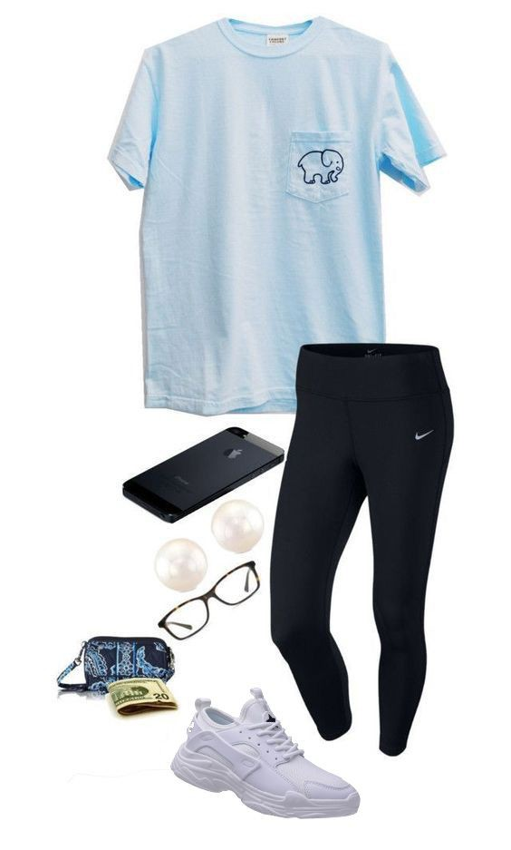 Cute nike outfits for school