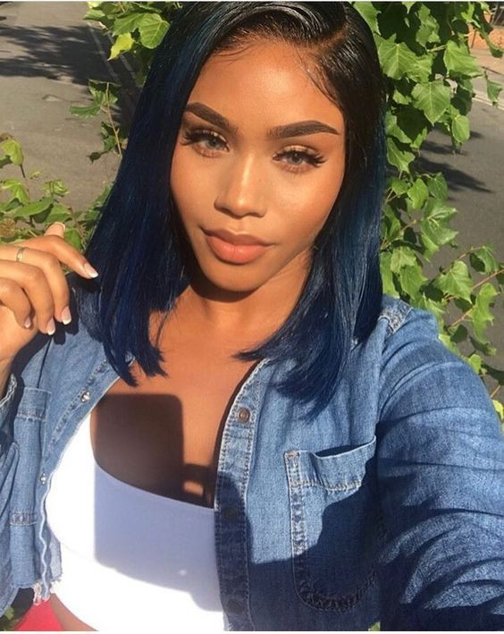 Stylish Bob Hairstyle Ideas For Black Women