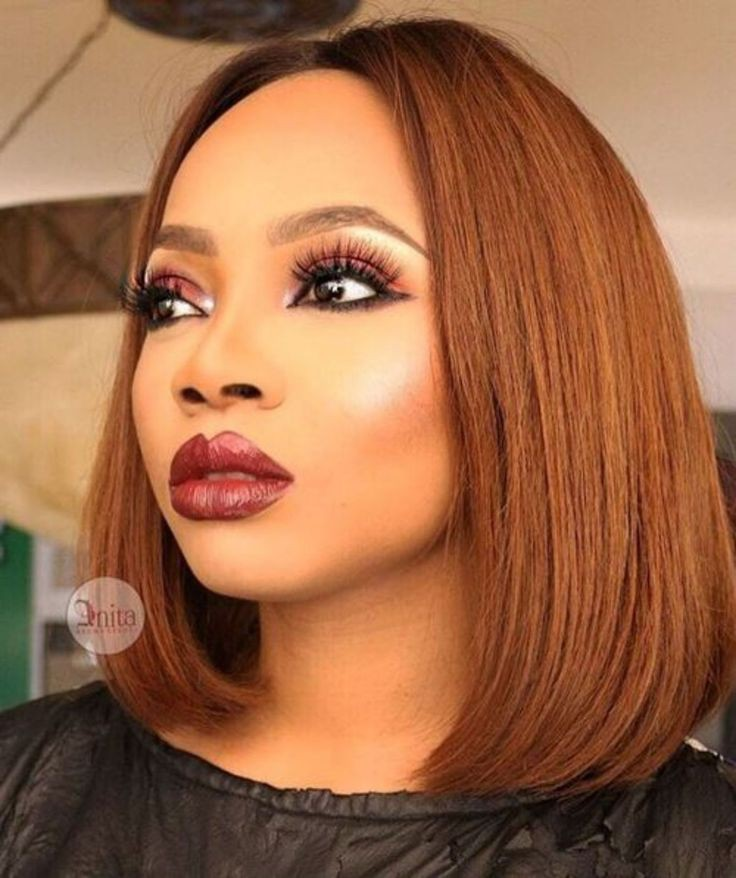Latest Bob Hairstyles For Black Girls