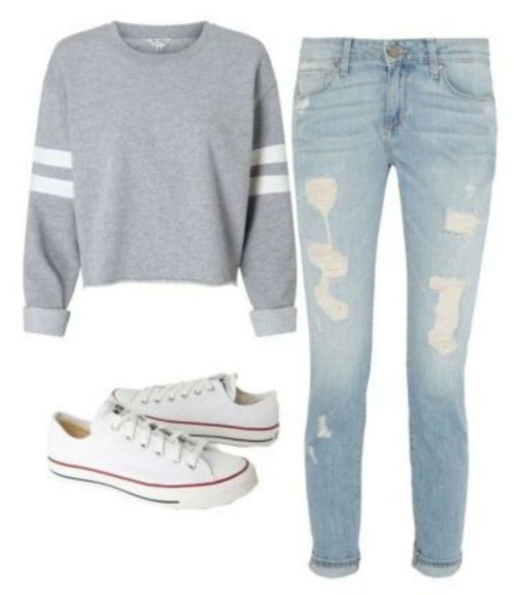 World most liked school outfits, High school