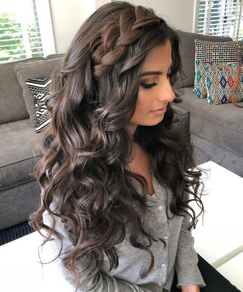 Classy women long wavy hairstyles 2019, Hair Styling Products