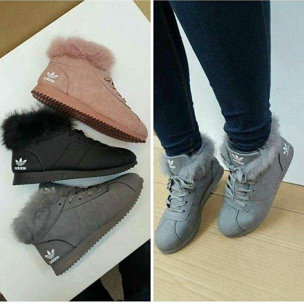Stunning Ideas Related To Adidas Fur