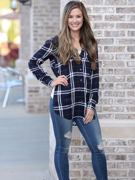 Casual summer Flannel Shirt Outfit