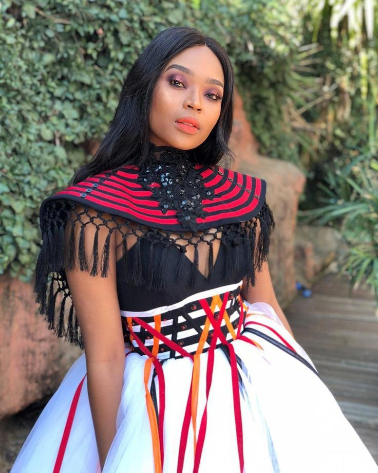 Traditional South African Wedding Traditional Dresses 2019