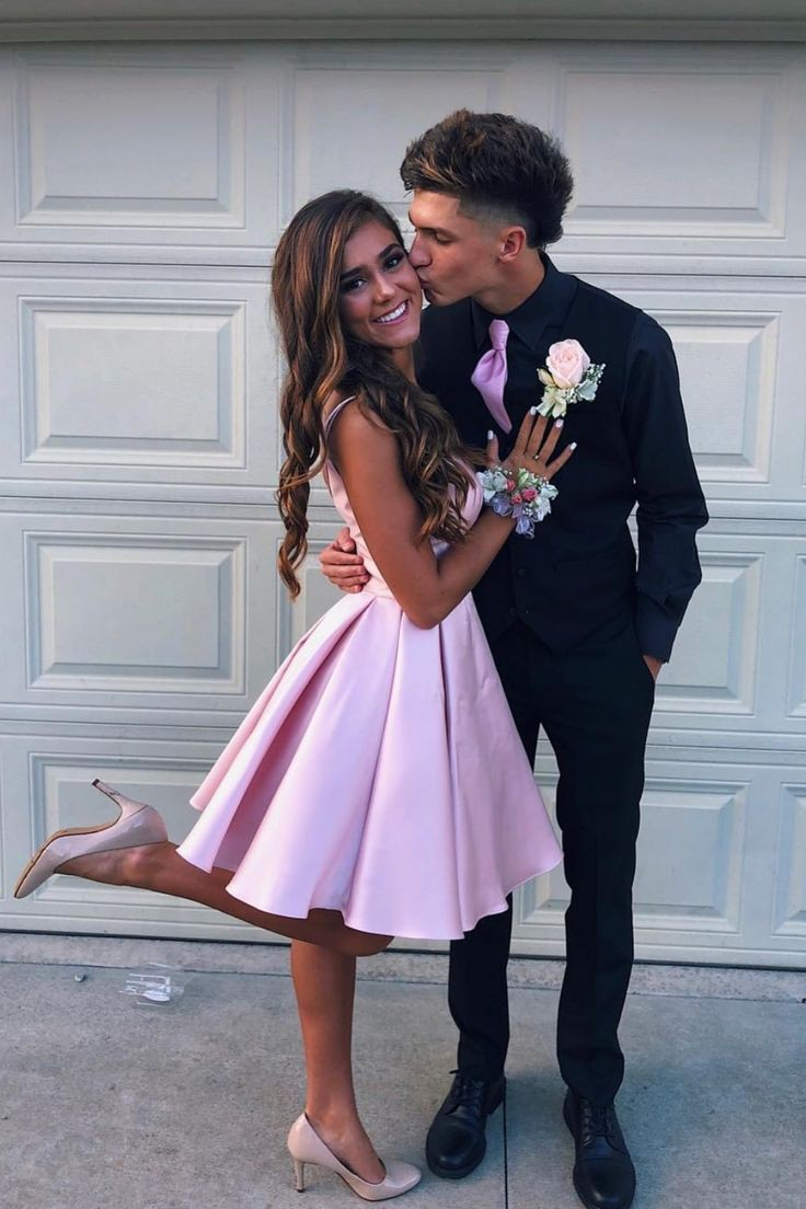 Slayed Homecoming Outfit For Couples, Cocktail dress, Wedding dress
