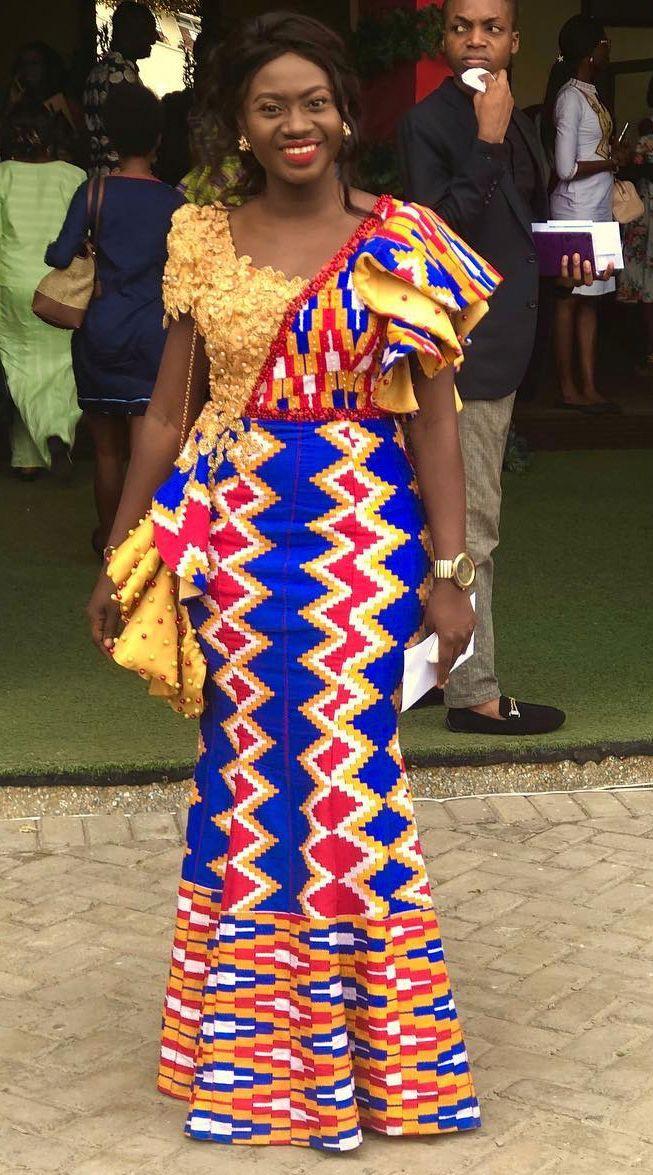 Wedding Guest Ankara Peplum African Print Dresses On Stylevore,Tea Length Dresses For Wedding Guest