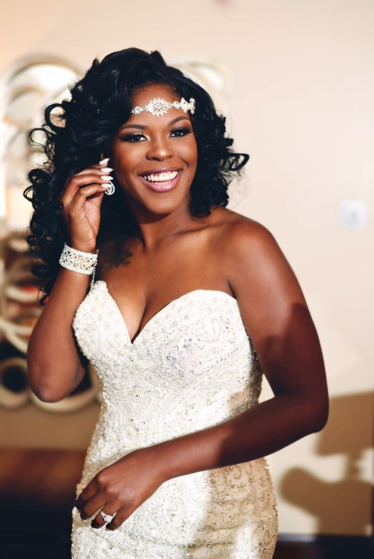 African American Wedding Hairstyles With Weave on Stylevore