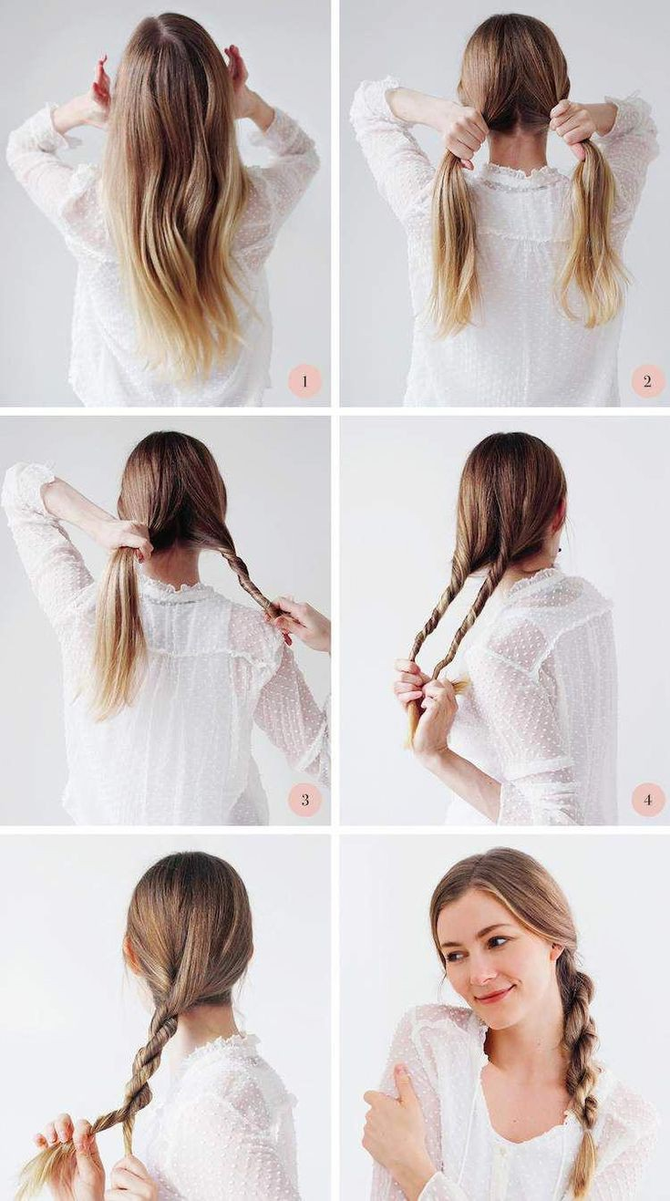 Cute Hairstyles Girls Can Copy For College on Stylevore