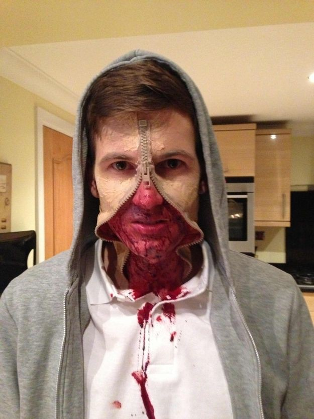 Creative Clever Halloween Outfits For Men