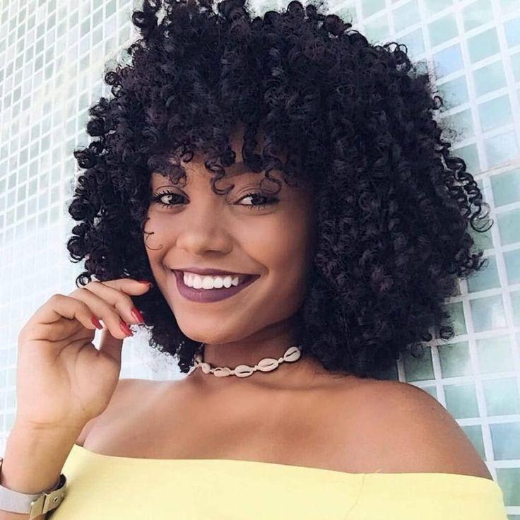 Short Curly Hair For Black Girls On Stylevore