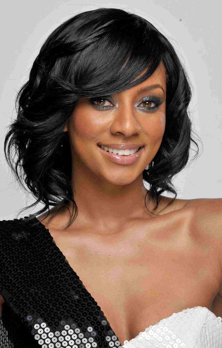 Africa american hairstyles for short wavy hair