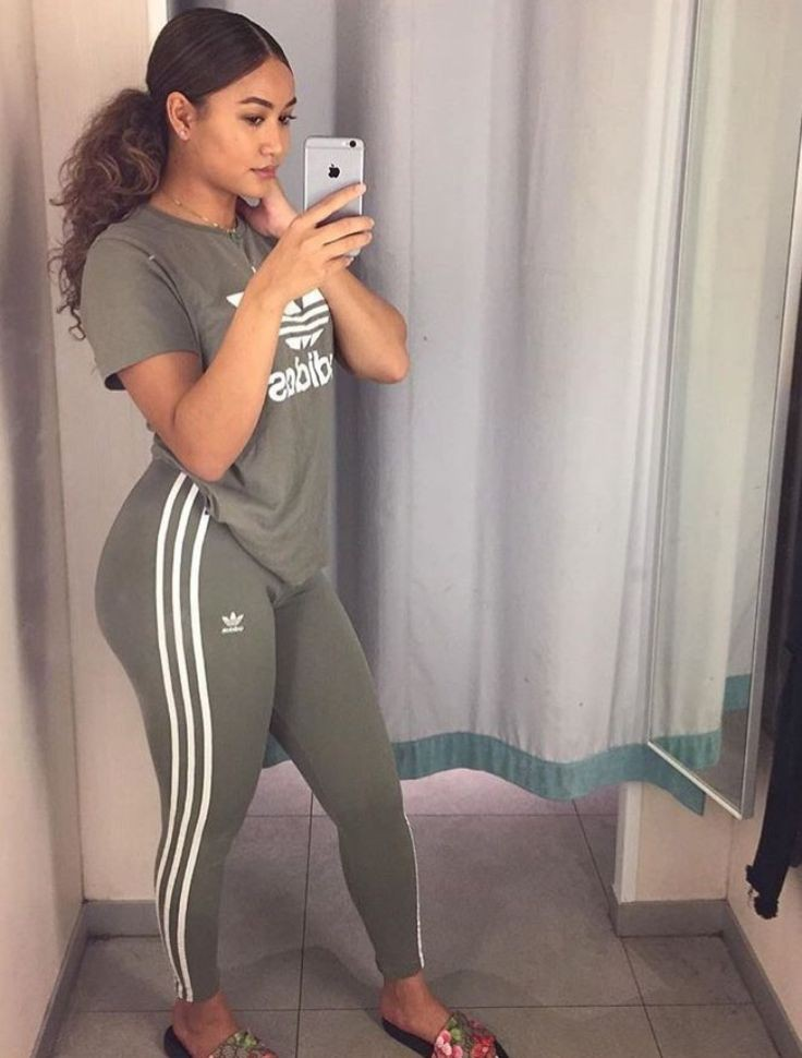 Summer Baddie Outfits With Leggings