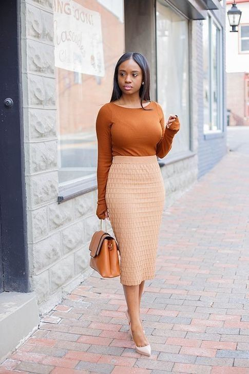 Professional outfits for black women
