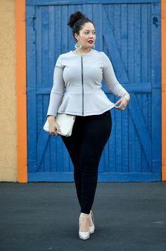 Winter Leggings For Plus Size Woman