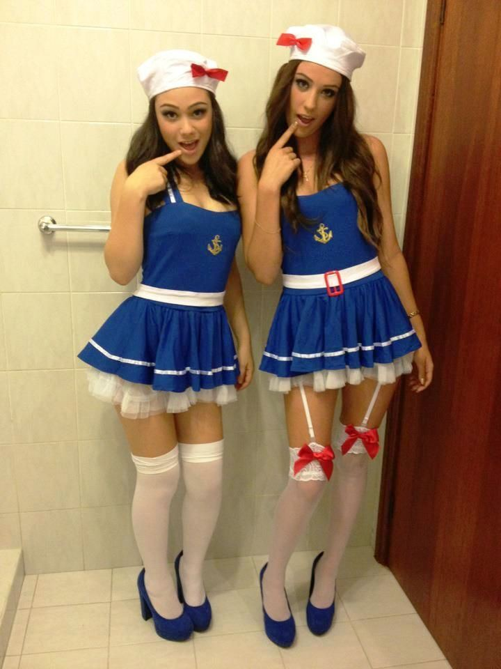 Sexy school girl costumes outfits