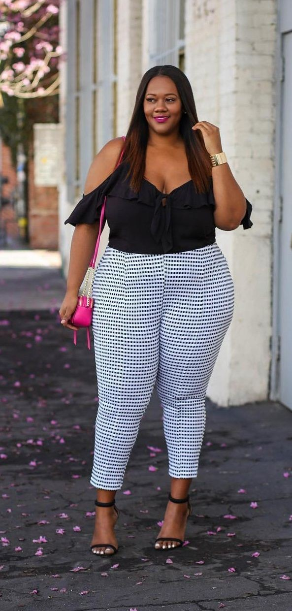 Stylish Outfits For Plus-size Women