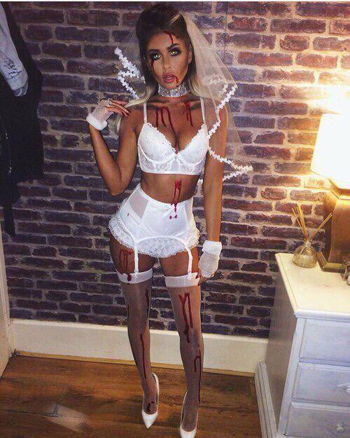 Totally admirable sexy Halloween idea