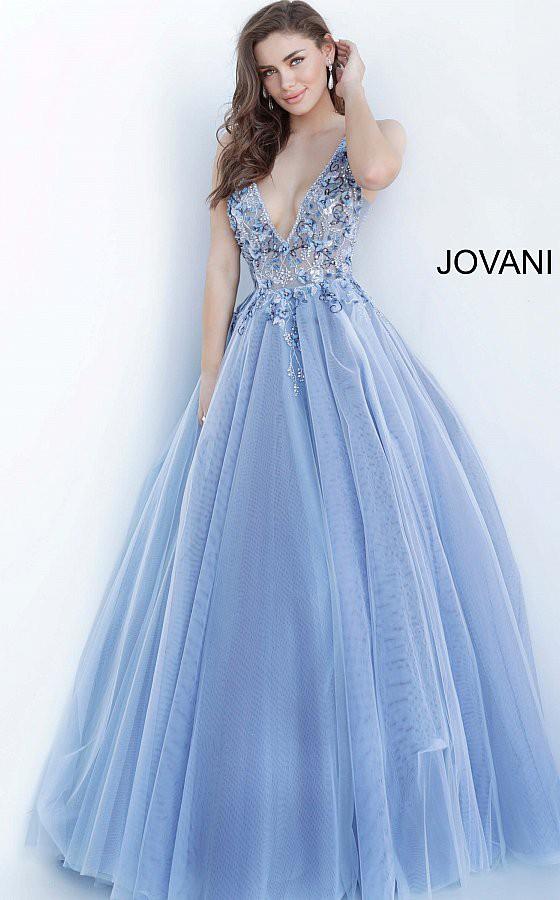 Jovani Plus Size Prom Dresses