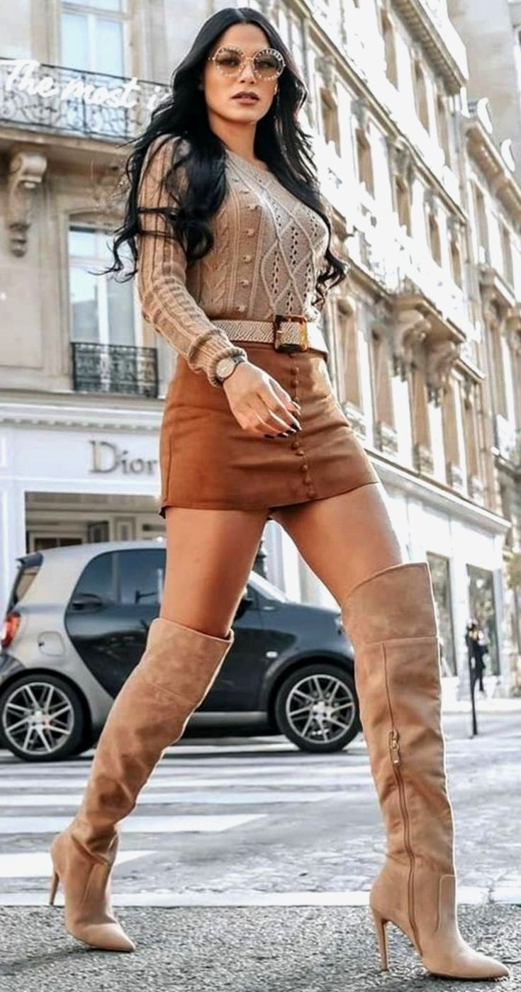 Thigh-high boots, Fall Clothing