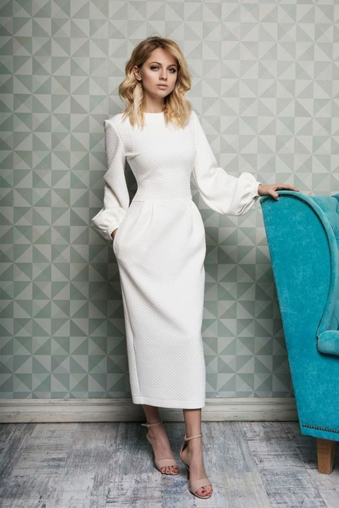 Cocktail Dresses For Winter, Crew neck, Backless dress