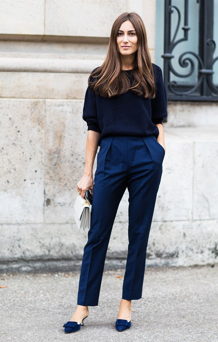 Cool ideas for fall work outfits, Who What Wear