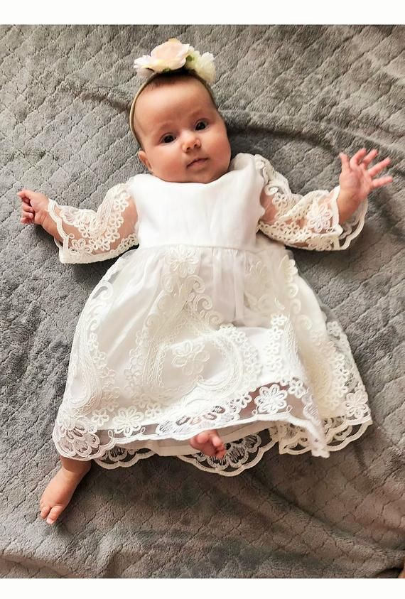 dress for baptism