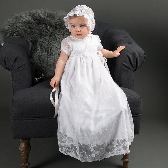 Baptism dress for 9 months, Wedding dress
