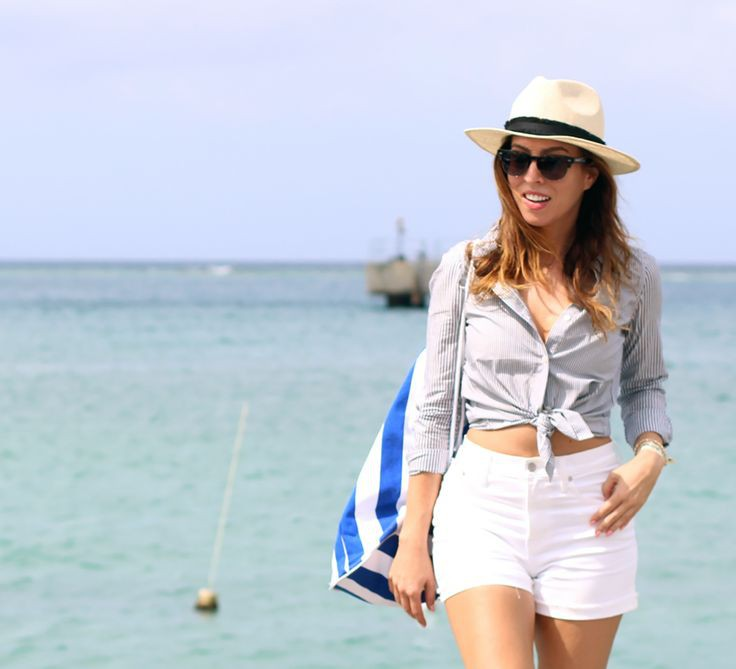 Casual Boating Outfits, Sun hat