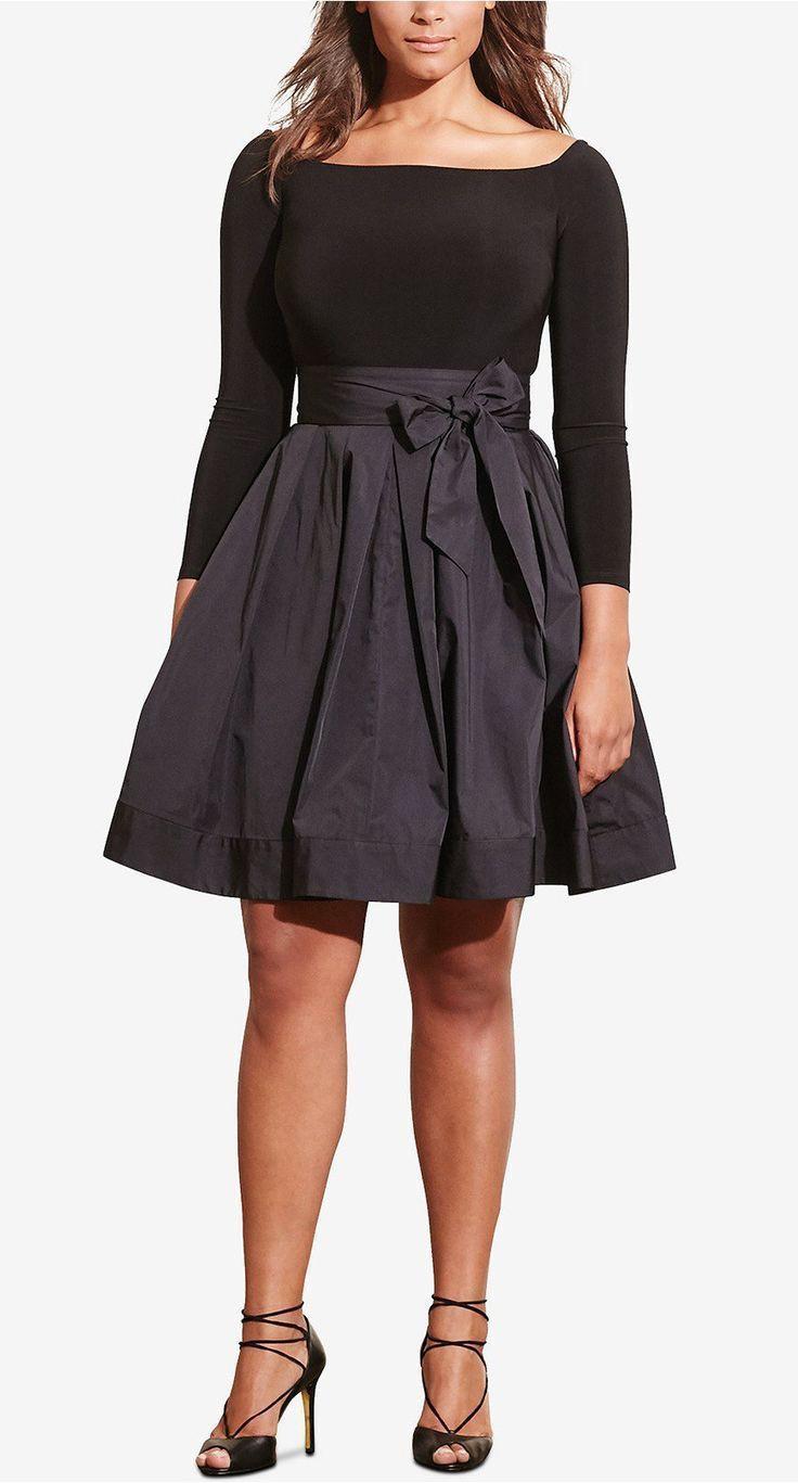 Beautiful & lovely outfit hochzeitsgast mollige, LAUREN Ralph Lauren