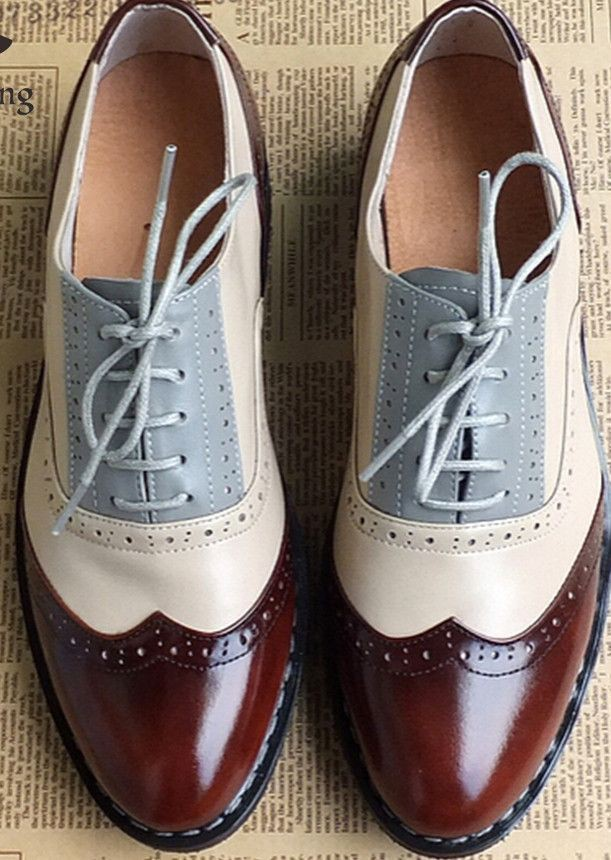 Nice choice for women manly shoes, Oxford shoe