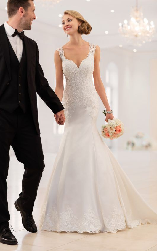 Great outfit ideas to try stella york 6416, New York brides
