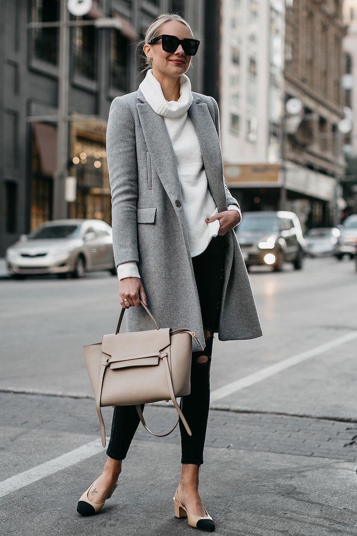 Celine mini belt bag on a person