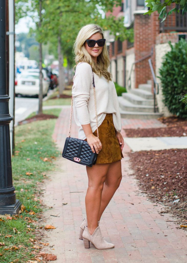 Skirt with sweater outfit, Romper suit