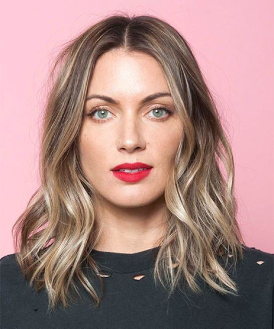 Hairstyles to thin face, Bob cut
