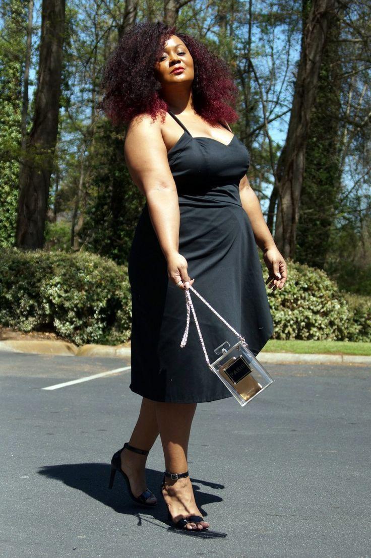 Little black dress, Fashion To Figure