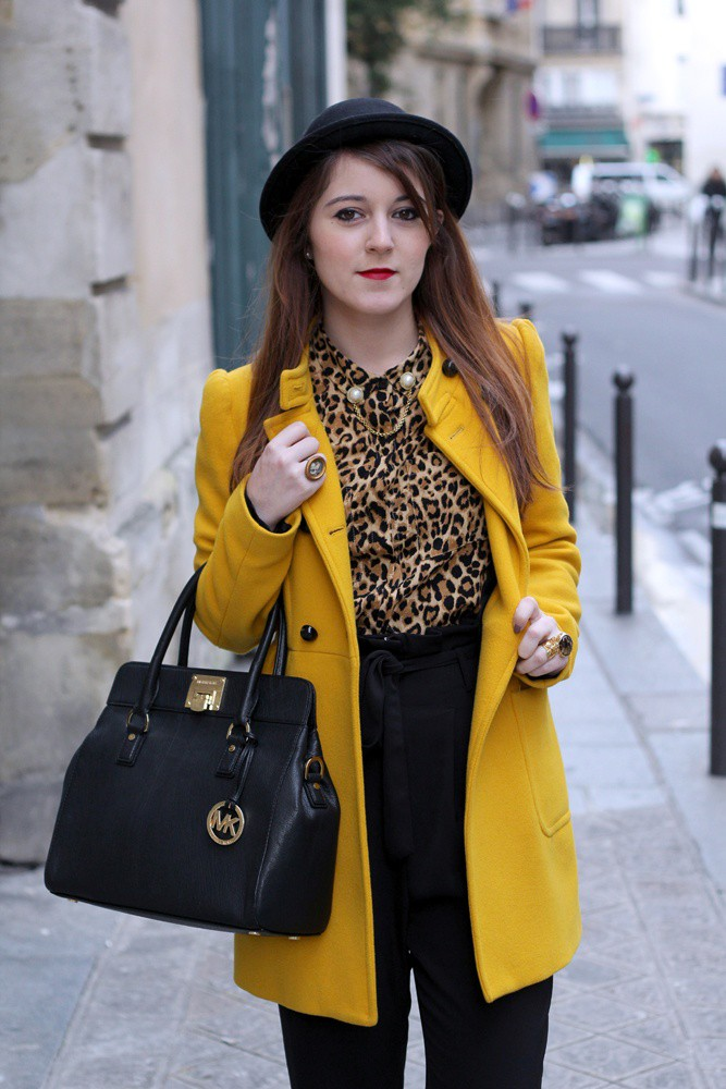 Trench Coat Winter Outfit, fashion model