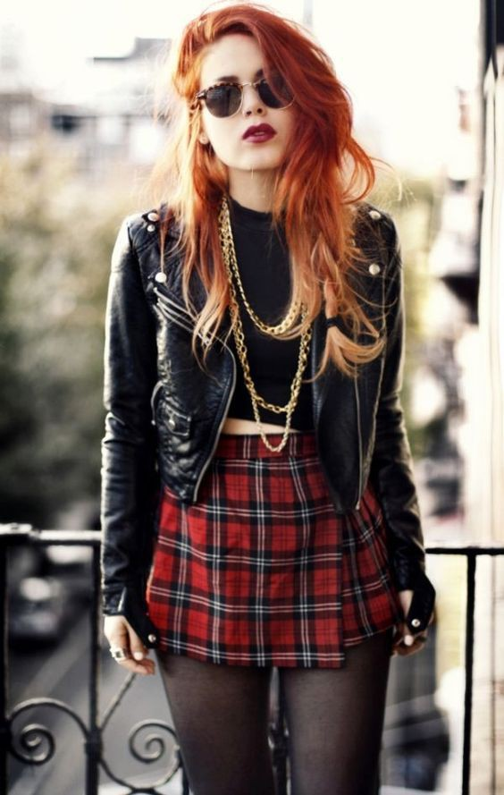 Powerful tips to try punk look, Punk subculture