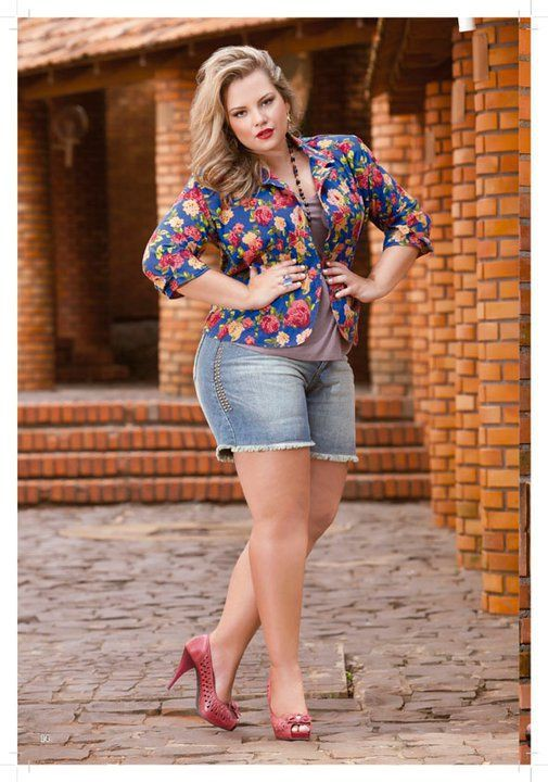 Summer cute outfits for thick girls