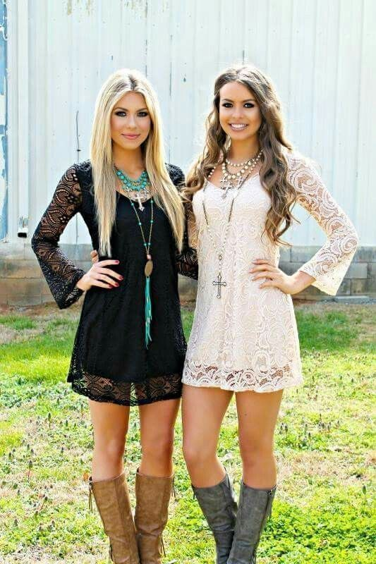 Dresses with cowgirl boots, Cowboy boot
