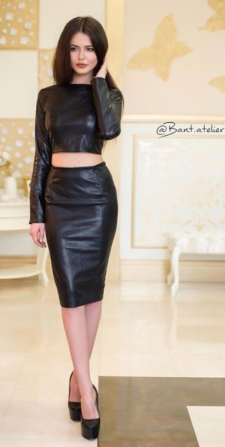 Marvelous suggestions for leather outfit ideas