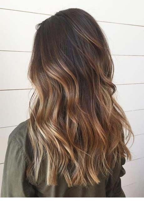 Worth trying these beautiful balayage hair, Human hair color
