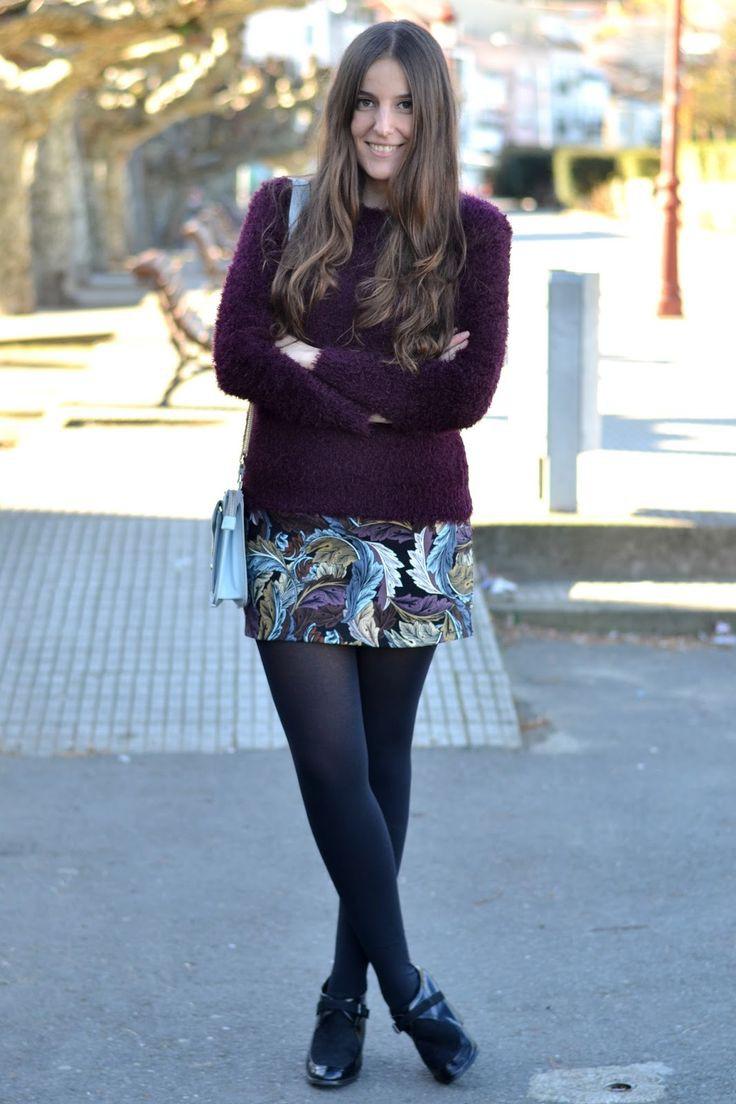 dresses with stocking/black pantyhose