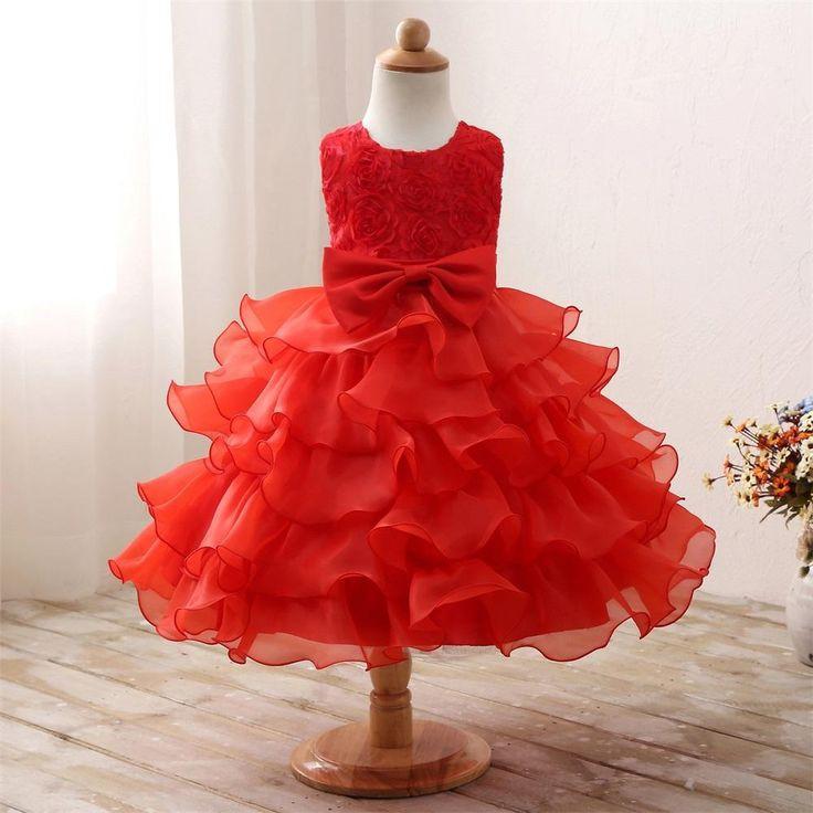Baby girls dress design, Flower girl