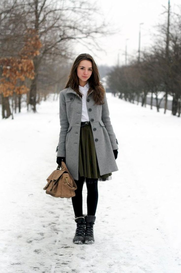 Every one love these modest winter outfits, Winter clothing