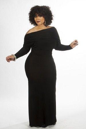 Little black dress, Twinset Long Dress