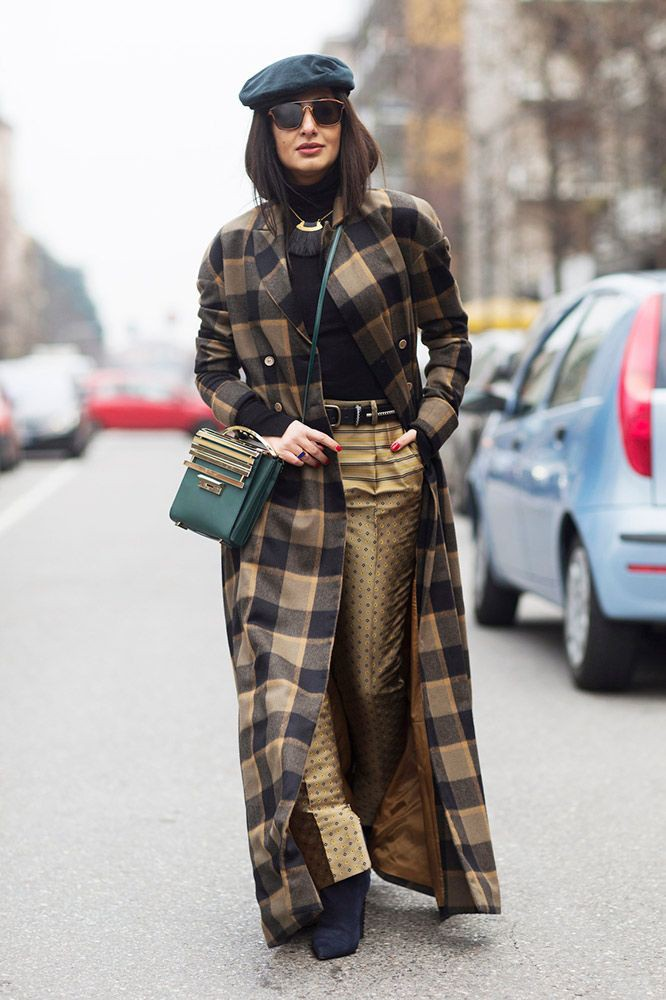 Appealing tips for beret in fashion, Milan Fashion Week