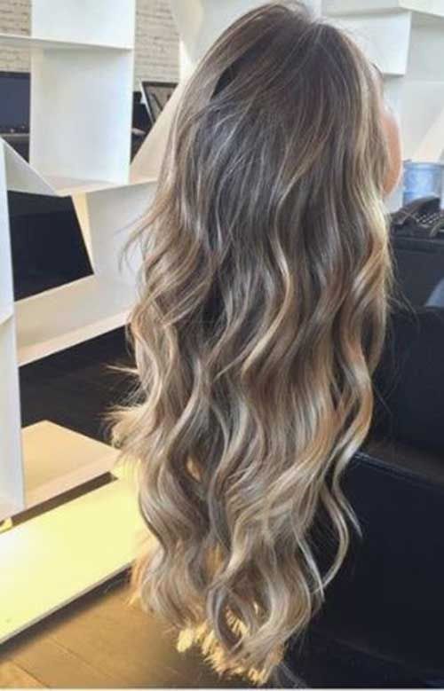 Frisuren lange haare ombre, head hair