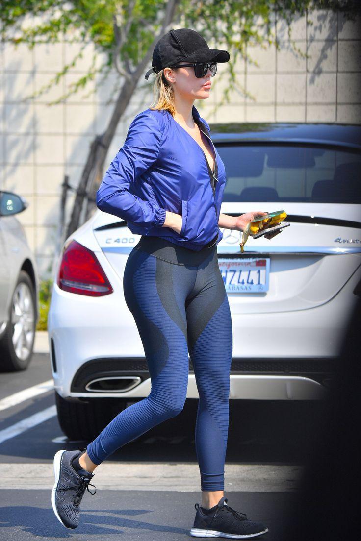 Khloe kardashian ropa deportiva, Khloé Kardashian