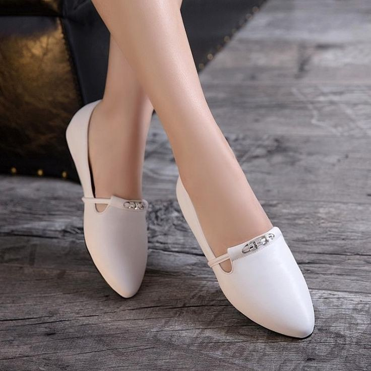 Get this look ballet flat, High-heeled shoe
