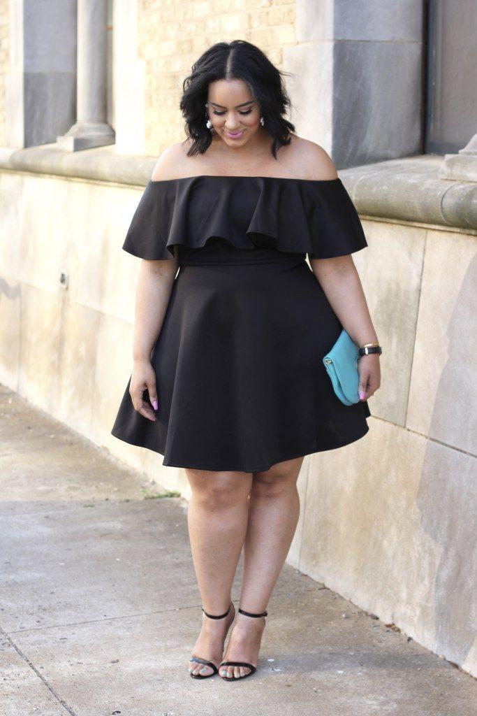 Vintage outfit ideas for stylish black dresses, Little black dress